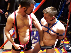 Dolan Wolf And Tyler Rush, Scene 01 daddy gay porn