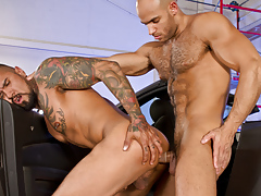 Auto Erotic, Part 2, Scene 01 daddy gay porn