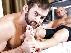 Tender Treatment daddy gay porn
