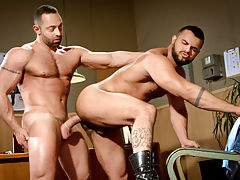 San Francisco Meat Packers - Part 1, Scene 02 daddy gay porn