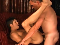 Hot gay dudes sucking and fucking hard in this video ! daddy gay porn