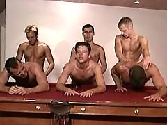 Hung athletic hunks do a throat job daddy gay porn