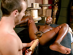 Warehouse Fists, Scene 04 daddy gay porn