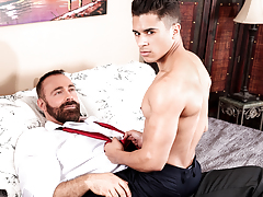 Forbidden Encounters, Scene 03 daddy gay porn