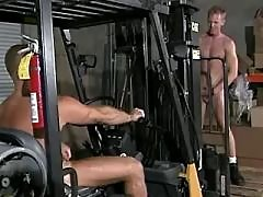 Three dudes fuck each other heavily daddy gay porn
